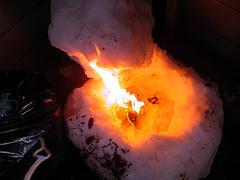 burning-snow