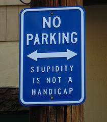 stupidity-sign