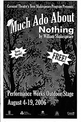Much Ado about Nothing program