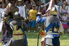Sir Ix vs. Duke Bardolph & the Laughing Squire