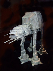 AT-AT Snowwalker from Star Wars The Empire Strikes back