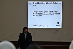 Brand Building & Public Relations #02