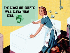 clean your soul skeptic