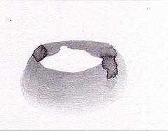 Fading bowl