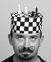 Head for Chess 62