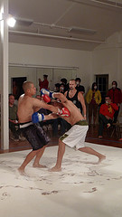 Jocelyn Foye - Boxing and Ballet - Project Room G3 - Boxing Match 2