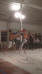 Jocelyn Foye - Boxing and Ballet - Project Room G3 - Boxing Match 3