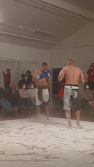 Jocelyn Foye - Boxing and Ballet - Project Room G3 - Boxing Match 5