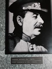 Soviet incarnation of evil - Stalin