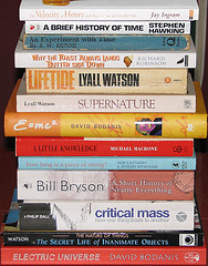 My Favourite Science & Knowledge Books