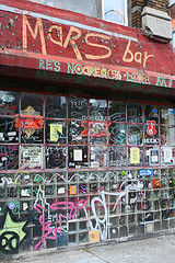 The Mars Bar NYC