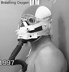 home oxygen mask
