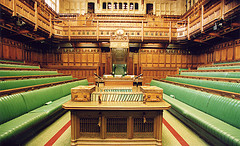 House of Commons Chamber, Speaker's table