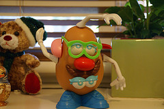 Mr Potato Head C