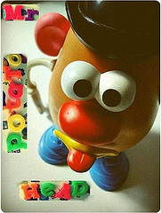 Mr. Potato Head D