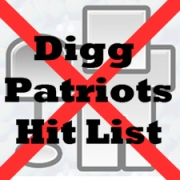Patriots Hate list